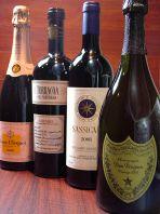 ボトルワイン各種