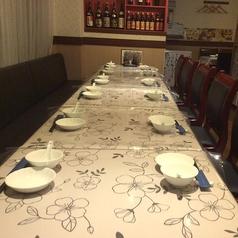 ◆10~18名様席