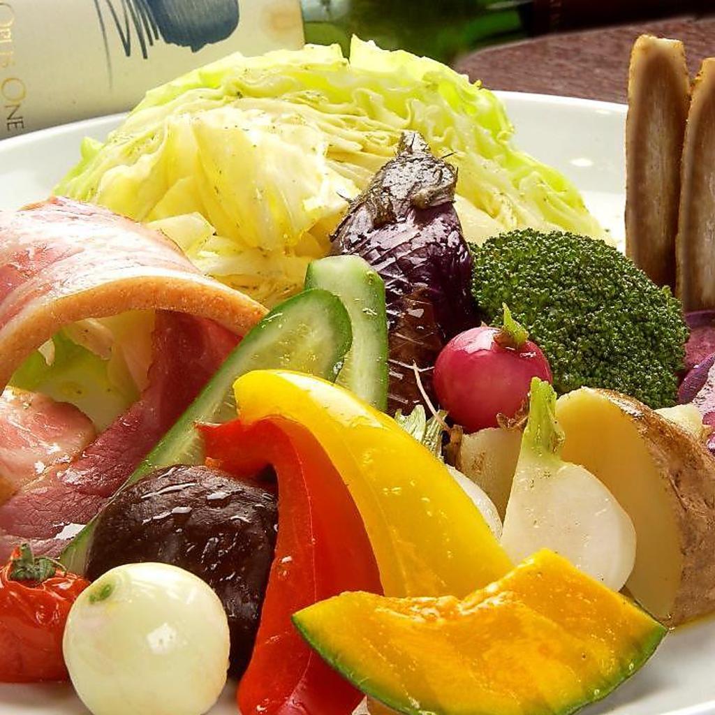 野菜も美味しいんです!真狩村・浦臼など道内各地の野菜を産地直送。