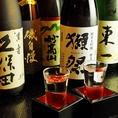 焼酎・日本酒は常時40種類以上ご用意!「なかむら・魔王・伊佐美」などプレミアムな焼酎もご用意!こだわりの「もつ鍋」や「水炊き」、「馬刺し盛り合わせ」と一緒に一杯いかがですか?当店自慢の九州料理はお酒がすすむ逸品揃い!さらに種類豊富なハイボールに、昔懐かしホッピーもございます!