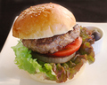 料理メニュー写真1129ハンバーガー