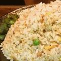 料理メニュー写真1kgチャーハン