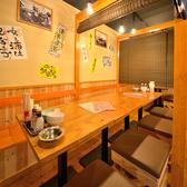 【3F】テーブル席の個室です♪
