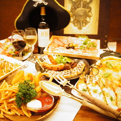 カリビアンカフェ CARIBBEAN CAFE 守谷店のコース写真