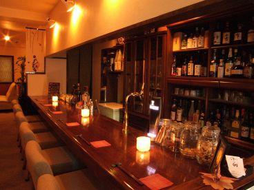 千の朝 大人の隠れ家Barの雰囲気1
