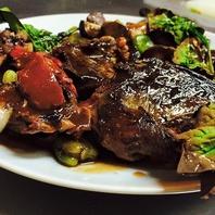 人気の肉料理