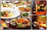 ワインに合う伊・西・仏の地中海料理