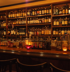 shot bar ゾートロープの写真