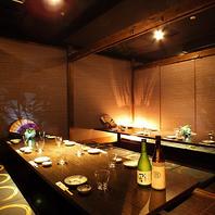 [岡山駅の宴会はゆったり落ち着ける和の個室空間居酒屋!