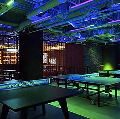 Ping Pong baのコース写真