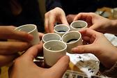 ゴキゲン日本酒酒場 TOKYO-X 日本酒しゃぶしゃぶ 東京ハレル家の雰囲気3