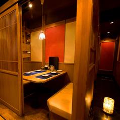 少人数でも個室にご案内!!姫路駅で個室で宴会なら炙-ABURI-へ♪女子会や合コン・接待もお任せ下さい。居心地の良い掘りごたつ個室が自慢です♪飲み放題付コースは2500円~ご用意!単品飲み放題も1200円~♪