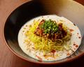 料理メニュー写真濃厚冷製担々麺(冷製 or 温製)