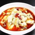 料理メニュー写真【人気ランキングTOP5】天然スズキの四川唐辛子入り激辛スープ煮