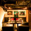 肉バル サルーテ ジャポン 渋谷店の雰囲気1