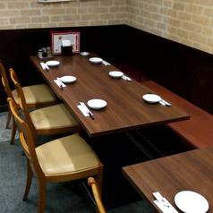 【5名~8名様】少人数宴会にピッタリのお席です!1階にありますので、ご注文やお料理の提供など大変スムーズに対応可能です!地域の集会、学校行事の集まり、誕生パーティー、職場のチーム単位での歓迎会、送別会など様々なシーンでご利用下さい!