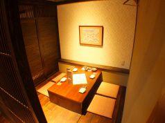 2Fのお座敷個室。