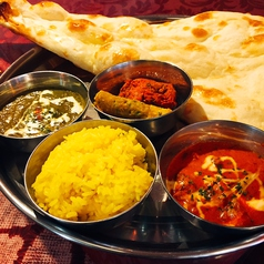ネパール インド パパのカレーのおすすめ料理1