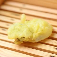 料理メニュー写真ほたて貝柱/明太子/かき