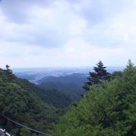 標高500mのビアガーデン