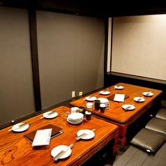 肉菜DoKoRoゴッち び~ふすたいる 柳町店の雰囲気1