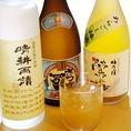 焼酎・日本酒のご用意あります