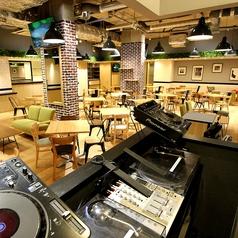 Leaf Garden Cafe リーフガーデンカフェの雰囲気1