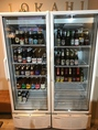 50種類以上のビールを取り揃えており、その他ドリンク合わせると計100種類以上と豊富に常備しております!