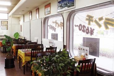 インドダイニングカフェ マター 玉島店の雰囲気1