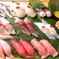 料理メニュー写真鮨KOH庵 自慢のにぎり鮨