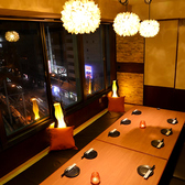地上30mの岐阜夜景個室♪