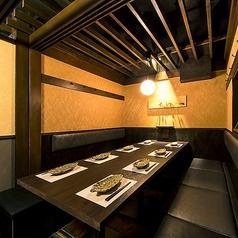 プライベート重視の個室扉付完全個室 居酒屋≫恵比寿限定!多種多様な広さの宴会完全個室!デザイナーの遊び心が伝わってきます!ご予約ですぐに埋まってしまう大人気のお席となっております。まずはお気軽に恵比寿店にお問い合わせください♪恵比寿店は飲み放題も998円からご用意しておりますので団体様でのパーティー♪