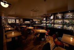 BLUE BOOKS cafe 大阪の写真