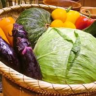 有機栽培・無添加にとことんこだわった、自然食が自慢★