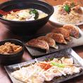 天水麺など、本格的な中華料理◎