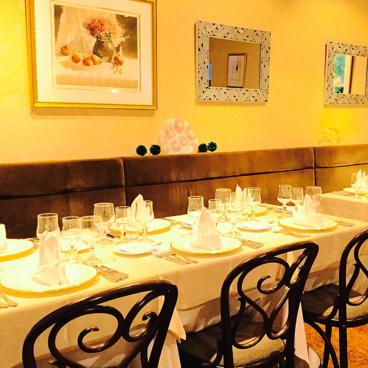レストラン エクロールの雰囲気1
