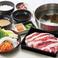料理メニュー写真国産牛ロース定食