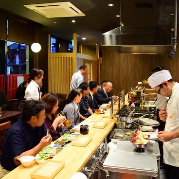 天ぷら スキレット 吉福 きちふくの雰囲気1