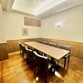 4~8名様でご利用頂ける1部屋限定の個室もございます。