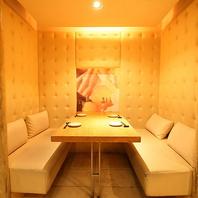 新宿で宴会!半個室2名~40名様完備。貸切宴会36名様OK