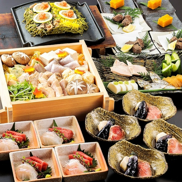 やまぐち山海の恵み 別邸福の花 赤坂店のおすすめ料理1