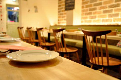 【UmiUsagi】ココロあたたまる空間♪ぬくもりがある空間で、洋風料理をめしあがれ♪