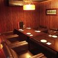 3階秘密の隠れ家風個室