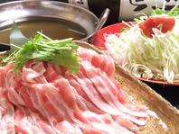 新鮮な素材や国産肉を使用したこだわりの博多料理多数!