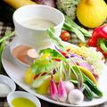 料理メニュー写真スティック野菜