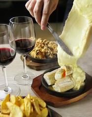 ラクレットチーズは全部で2種類♪