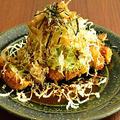 料理メニュー写真広島風トリカツ