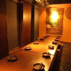 九州魂 KUSUDAMA 六甲道店の雰囲気1