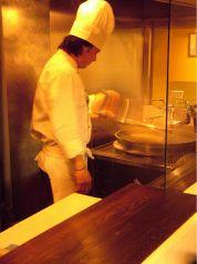 パスタキッチンの雰囲気1