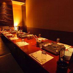 贅沢な空間で思い出のひと時を・・・八重洲の個室居酒屋で飲み放題のご宴会を。